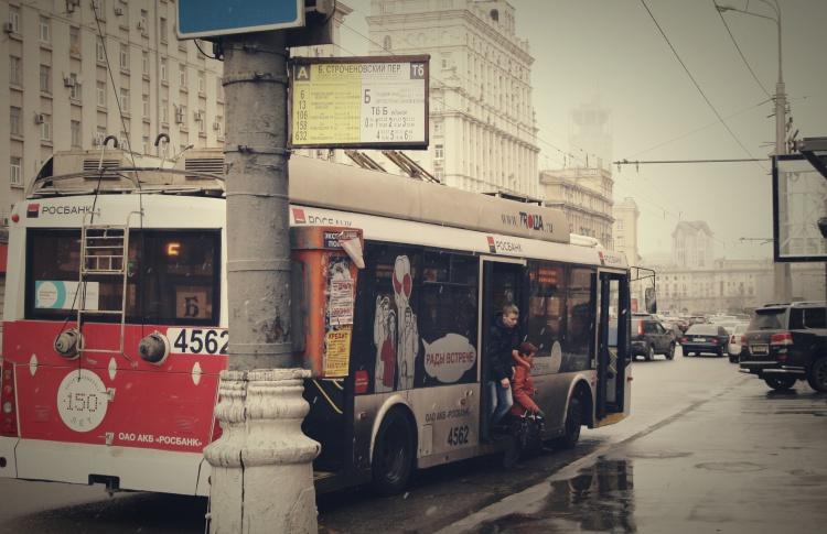 Музыкальный тур «Гранд Букашка» на троллейбусе «Б»