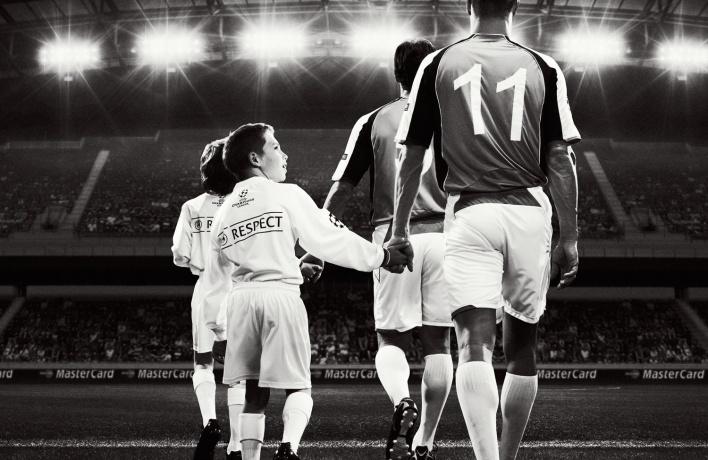 MasterCard Бесценная Москва приглашает на финал Лиги чемпионов UEFA