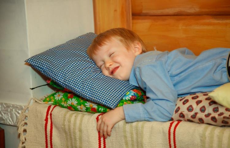 Непослушная подушка