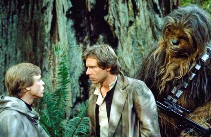Начались съемки седьмой части «Звездных войн»