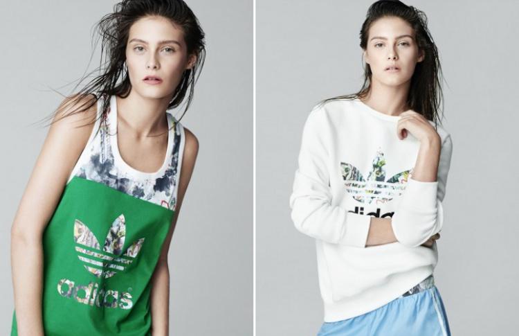 Новая коллекция Topshop и Adidas Originals Фото №432679