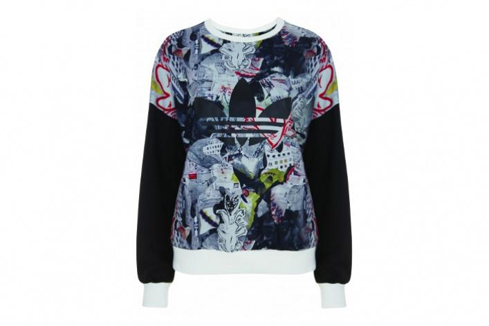 Новая коллекция Topshop и Adidas Originals