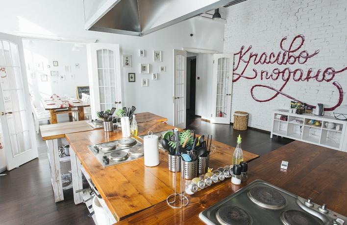 Кулинарные пространства