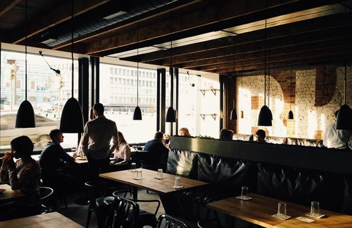 На набережной Фонтанки открылся ресторан