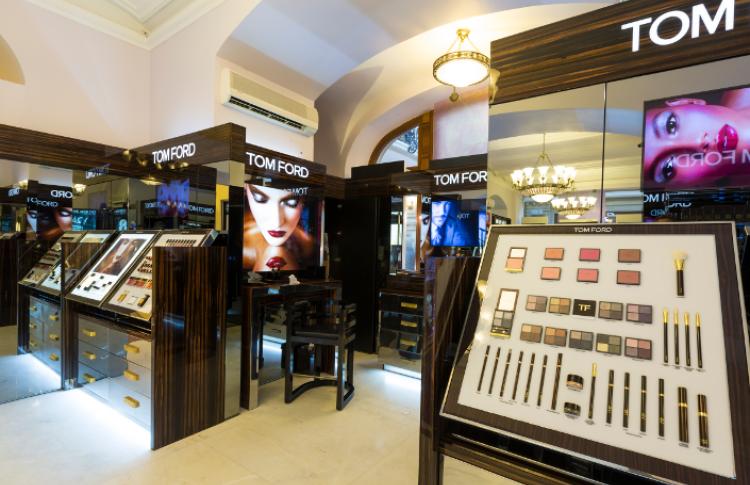 В ARTICOLI ГУМ открылся новый корнер Tom Ford Beauty Фото №432903