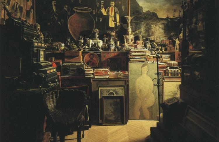 Квартира-музей из частных коллекций Москвы