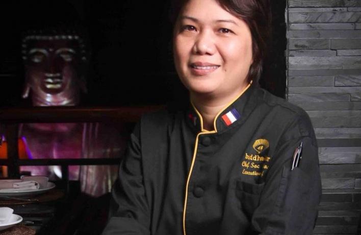 С 23 по 26 апреля в ресторане Buddha-Bar Saint Petersburg пройдут гастроли филиппинского шеф-повара  Марии Сантос