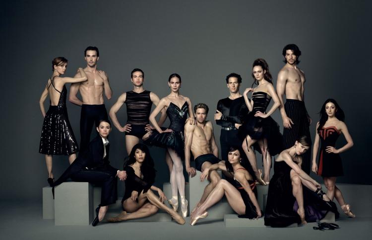 Церемония вручения международной балетной премии DANCE OPEN