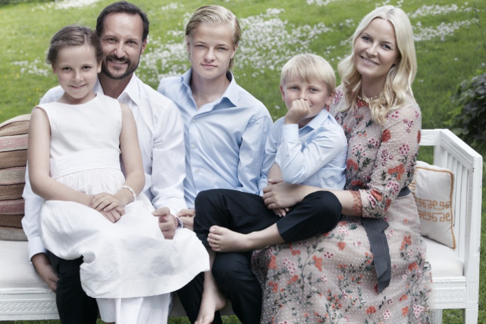 5 молодых королевских семей