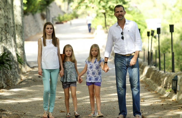 5 молодых королевских семей  Фото №433499