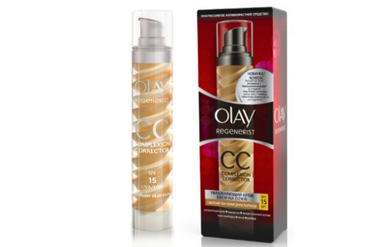 Лучшие CC-кремы для макияжа и ухода за кожей  Фото №433574