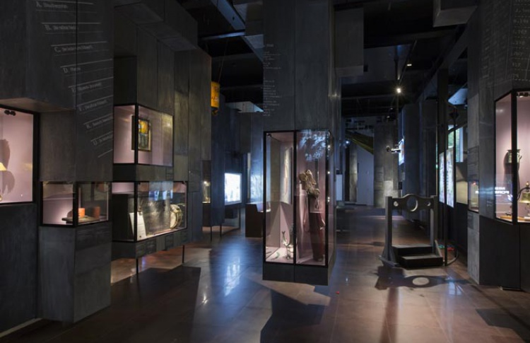 Музейный дизайн: от концепции до реализации