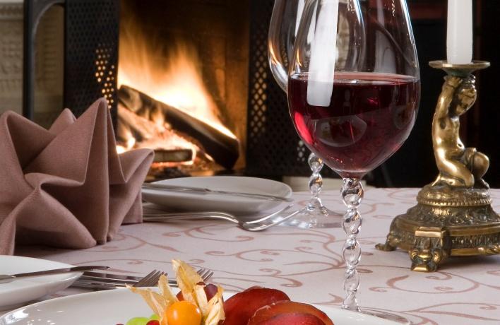 Эногастрономический ужин  ресторане Marco Polo