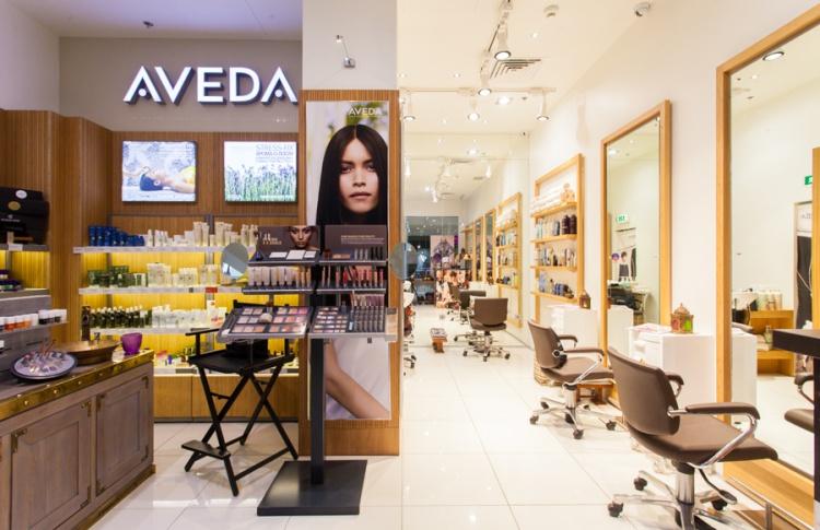 Бесплатные укладки от Aveda