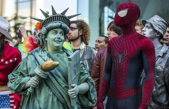 Премьера недели: «Новый Человек-паук»