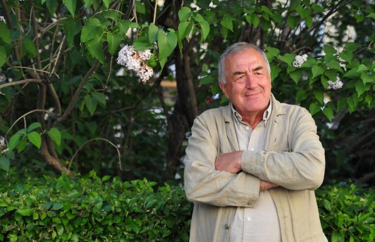 Встреча с писателем Валерием Поповым