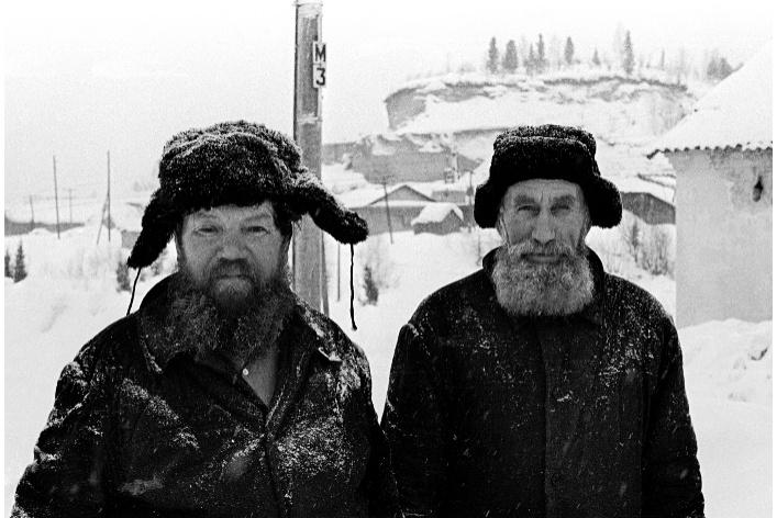 Юрий Рост «Групповой портрет на фоне мира»