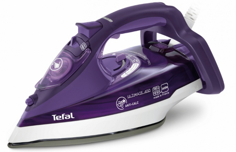 Новый утюг Ultimate Anti-Calc FV9640 от Tefal