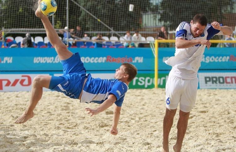 Фестиваль пляжных видов спорта Beach Games