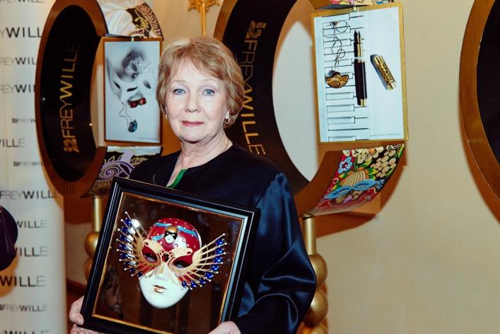 Ювелирный дом FREYWILLE выступил партнером церемонии вручения наград «Золотая Маска»