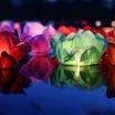 Фестиваль водных фонариков
