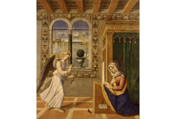 Великие живописцы Ренессанса из Академии Каррара в Бергамо - Фото №5