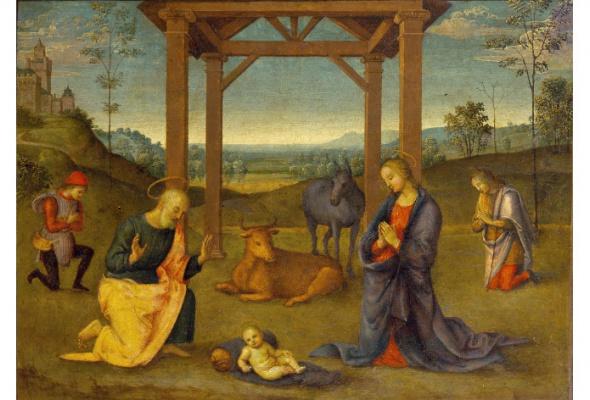 Великие живописцы Ренессанса из Академии Каррара в Бергамо - Фото №4