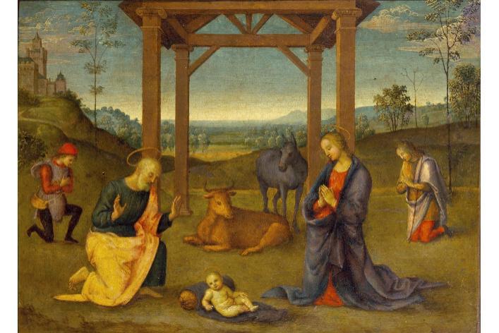 Великие живописцы Ренессанса из Академии Каррара в Бергамо