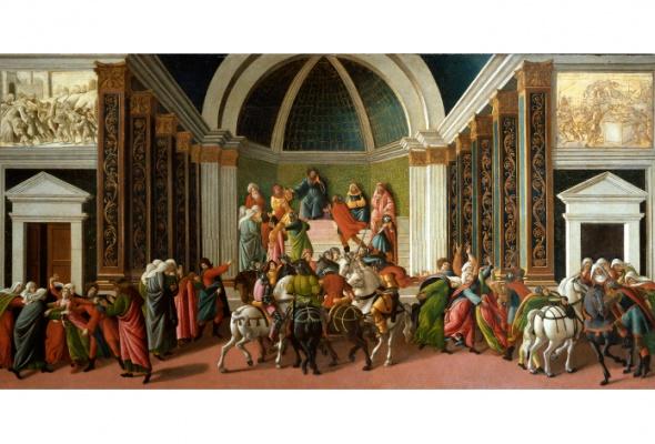 Великие живописцы Ренессанса из Академии Каррара в Бергамо - Фото №2