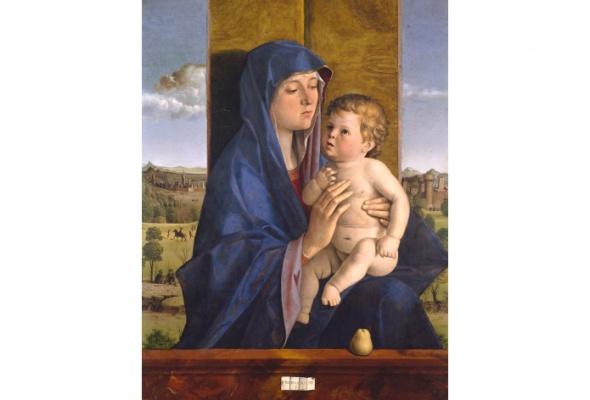 Великие живописцы Ренессанса из Академии Каррара в Бергамо - Фото №0