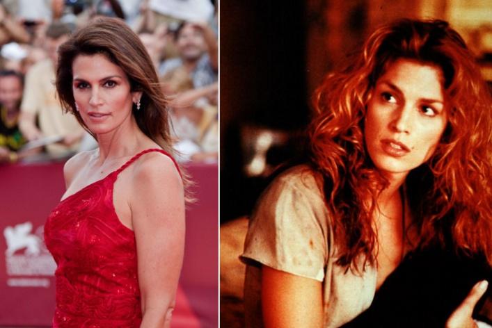 5 моделей, которые пытались стать актрисами