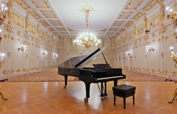 Фортепианный вечер Михаила Петухова