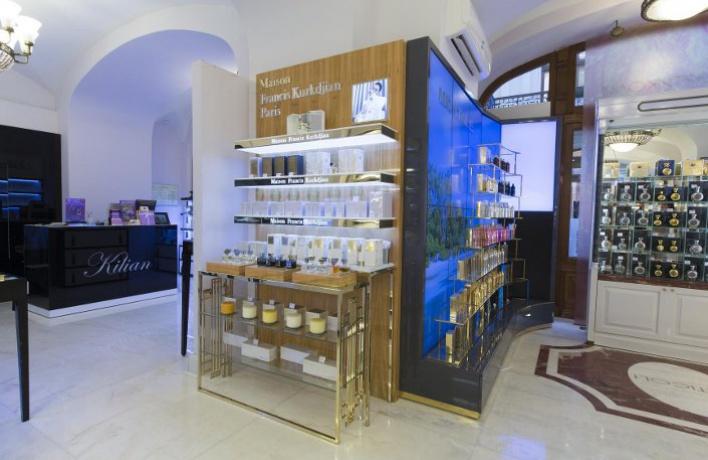 Нишевая парфюмерия в Articoli ГУМ