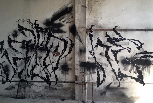 Первая экскурсия в Музее уличного искусства  - Фото №3