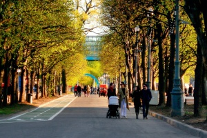 Открытие паркового сезона: главные события