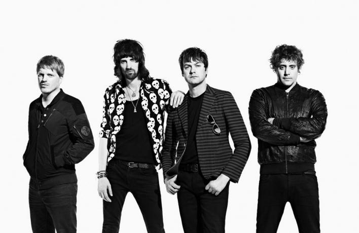 Kasabian анонсировали новый альбом