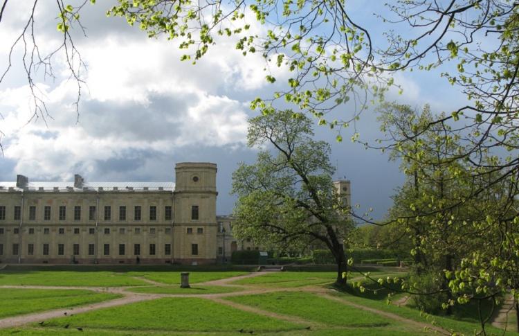 «Ночь музеев» в Гатчинском дворце