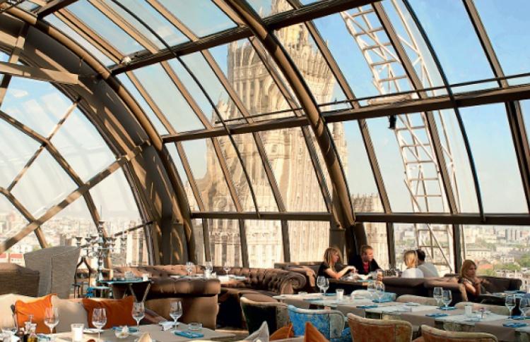 White Rabbit вошел в сотню лучших ресторанов мира