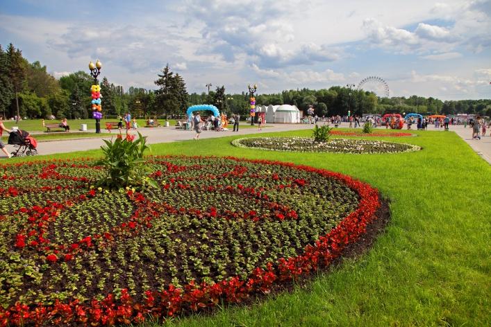 Измайловский парк культуры и отдыха