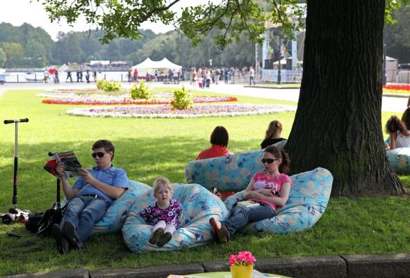 Измайловский парк культуры и отдыха  - Фото №0