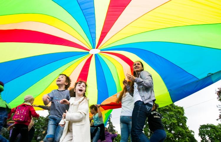 Фестиваль творчества детей с ограниченными возможностями здоровья «Надежда»