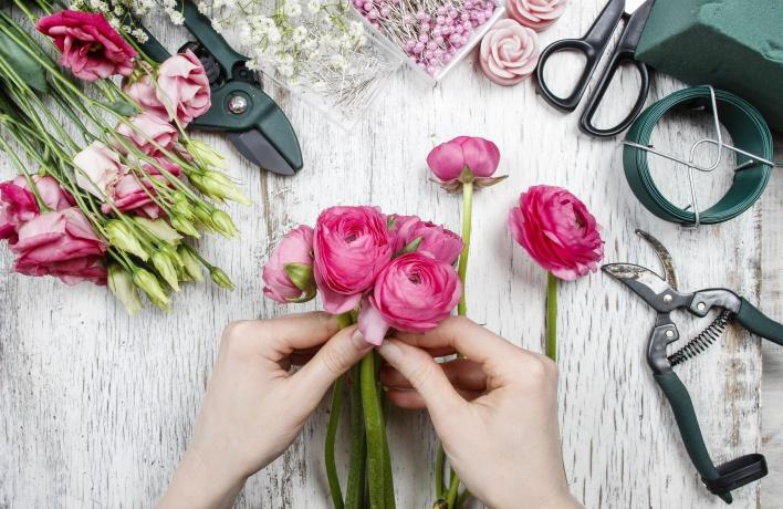 В Москве открылся флористический коворкинг
