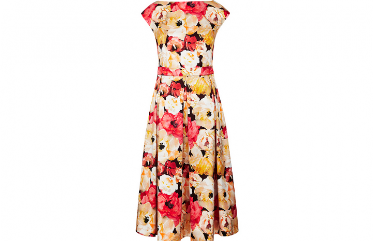20 платьев на весну и лето Фото №435377