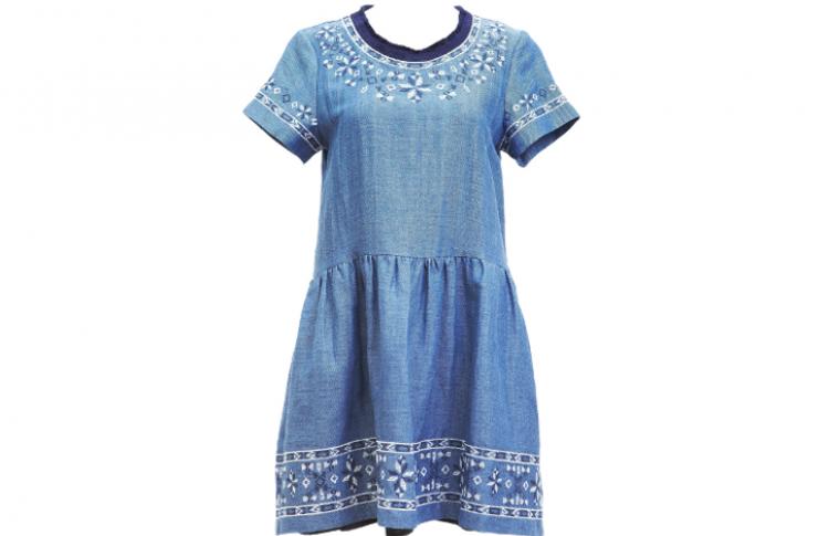 20 платьев на весну и лето Фото №435381