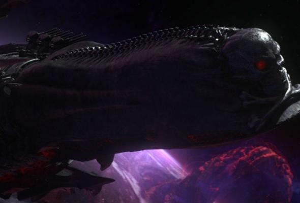 Космический пират Харлок - Фото №1