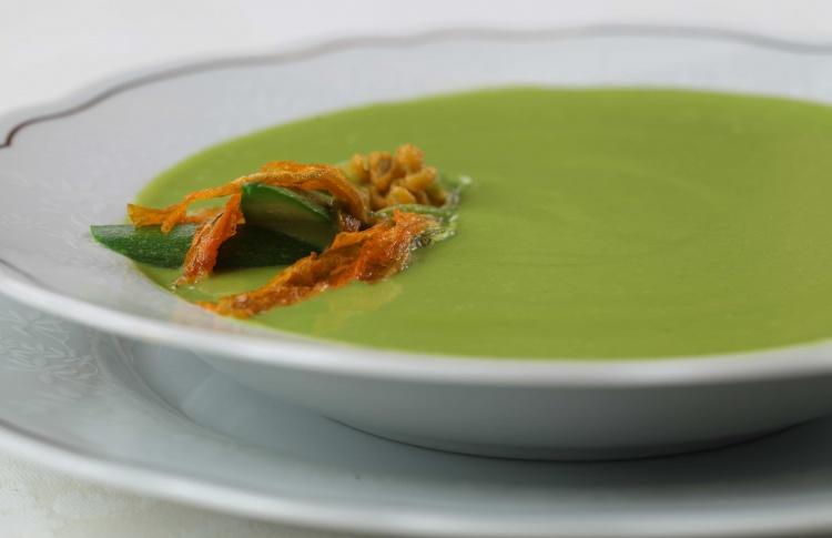 18 разноцветных весенних супов Фото №435510