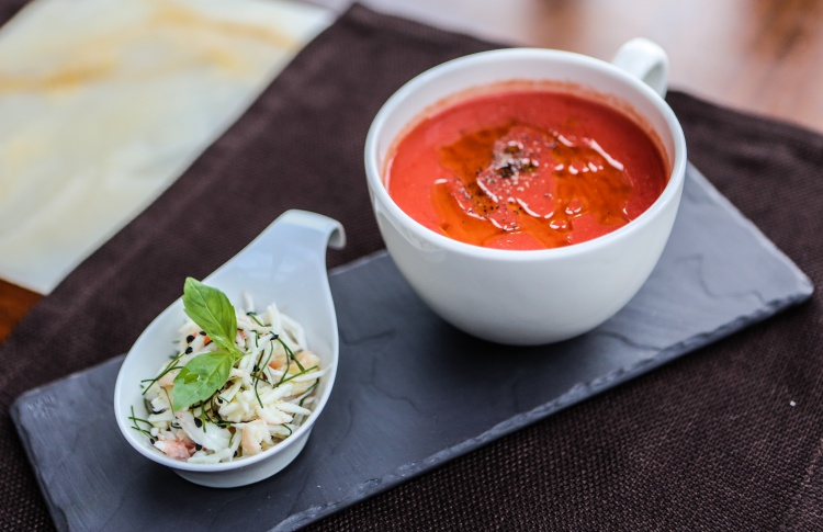 18 разноцветных весенних супов Фото №435512