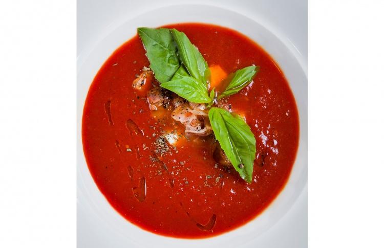 18 разноцветных весенних супов Фото №435515
