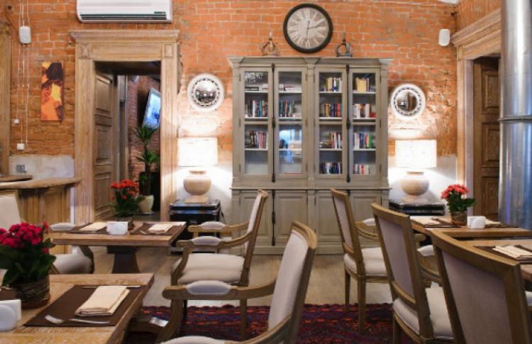 7 ресторанов современной русской кухни Фото №435052