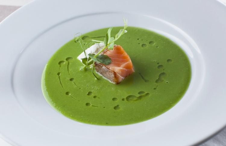 18 разноцветных весенних супов Фото №435556